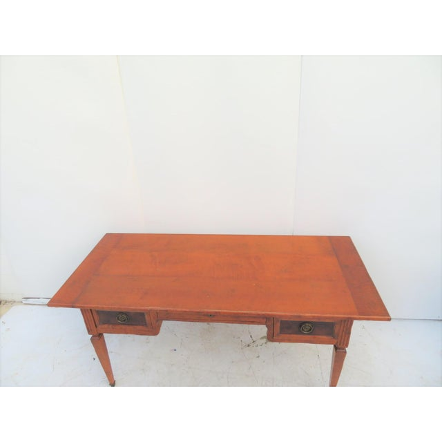Baker Italian Writing Desk - Image 3 of 9