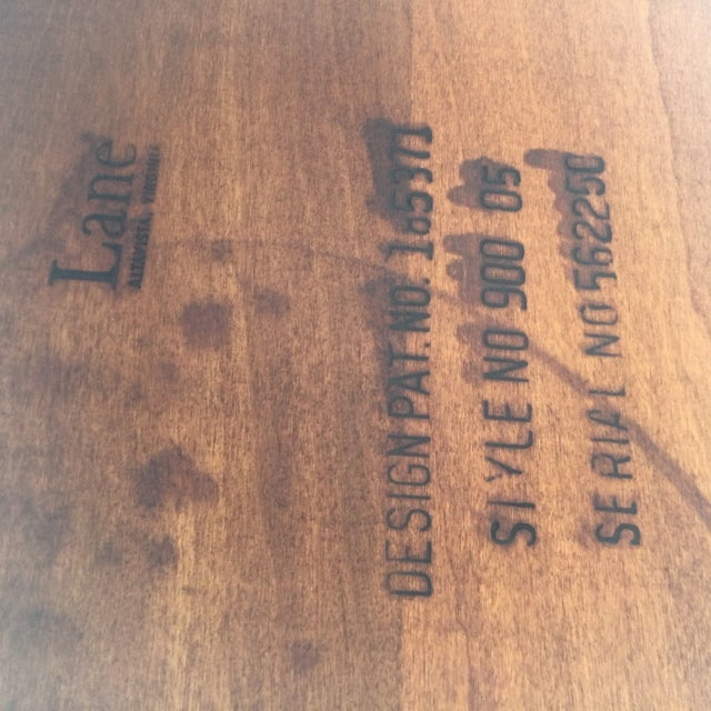 Lane Acclaim Dovetail Side Tables - A Pair - Image 6 of 6