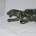Image of Vintage Mid-Century Ceramic Panther Planter