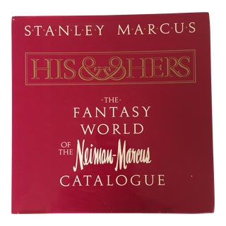 'The Fantasy World of the Neiman Marcus Catalogue' Book