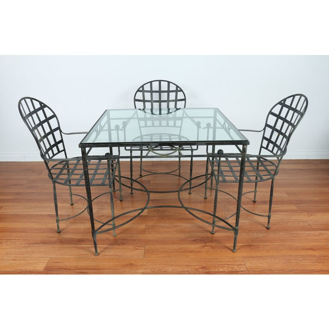 Salterini Patio Dining Set Chairish