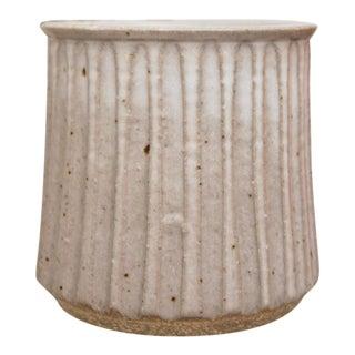 Handmade Signed Pottery Vase
