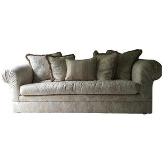Off White and Beige Swaim Sofa