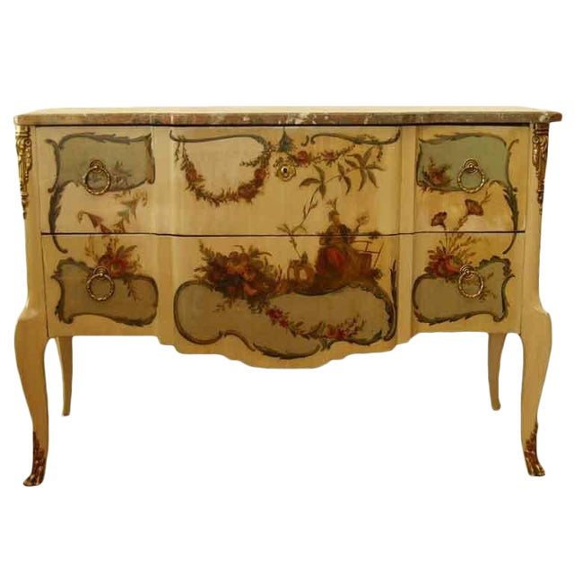 Early 20th Century French Commode - Image 1 of 6