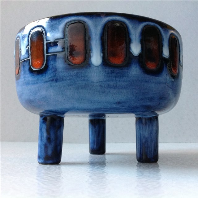 Image of Mid-Century French Studio Art Pottery