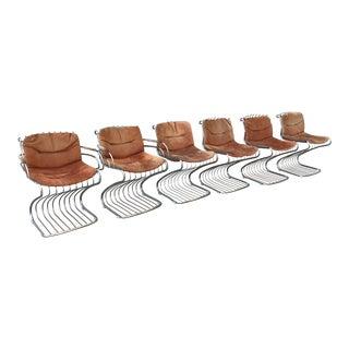 Gaston Rinaldi for RIMA Dining Chairs - Set of 6