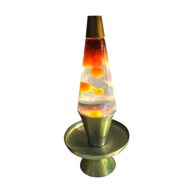 Image of Retro Mid-Century Lava Lamp