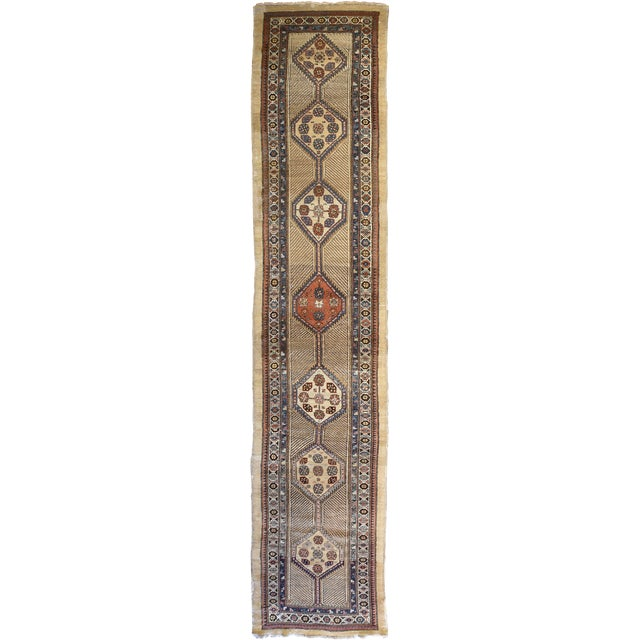 Vintage North West Persian Hall Runner - Image 5 of 5