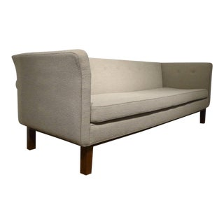 Edward Wormley Even-Arm Sofa for Dunbar