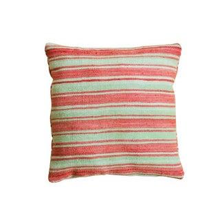 Oversize Handmade Moroccan Kilim Pillow