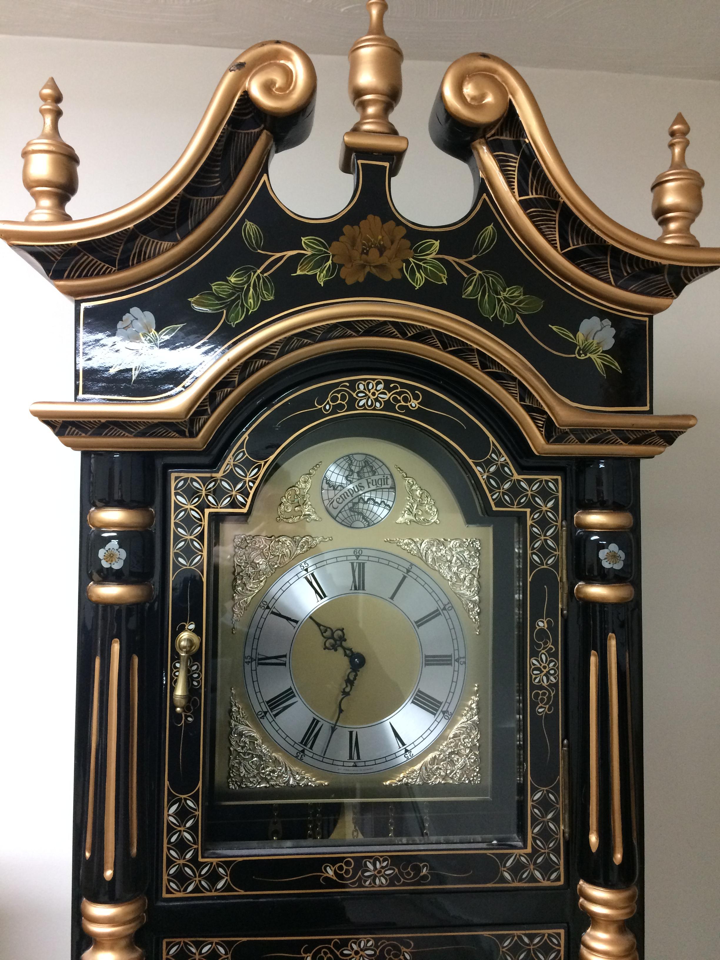 Asian grandfather clocks