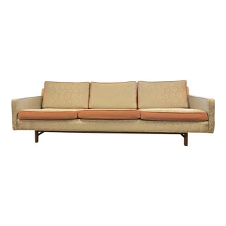 Paul McCobb for Calvin Group Mid-Century Upholstered Sofa