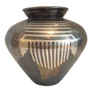 Rosenthal-Netter Metal Vase