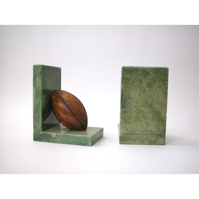 Image of Rugby Bookends - Pair