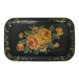 Autumn Tole Tray