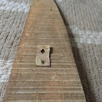 Image of Hand Painted Ethiopian Wood Wall Hanging