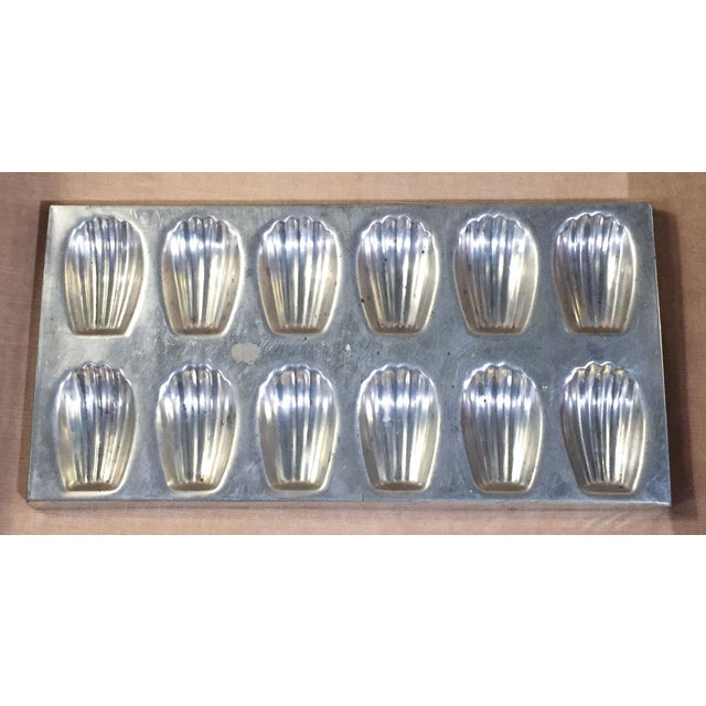 Image of Mid-Century Madeline Cookie Mold