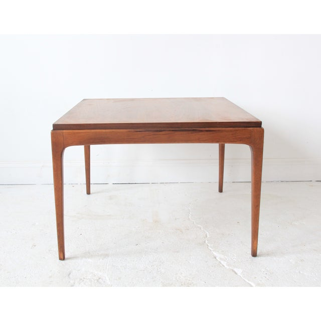 Image of Vintage Mid Century Modern Lane Accent Table