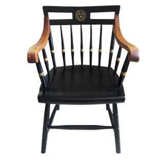 Vintage Nichols & Stone Windsor Harvard Chair
