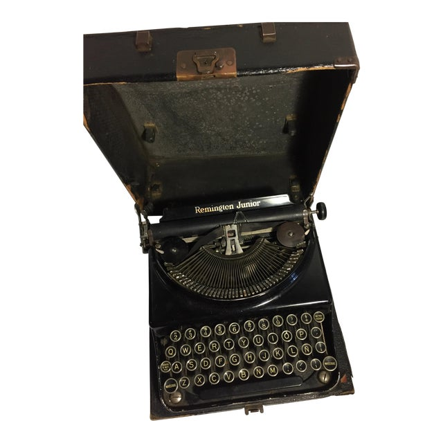 Antique Remington Spanish Typewriter - Image 1 of 10