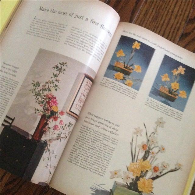 Image of Better Homes & Gardens: Flower Arranging Book