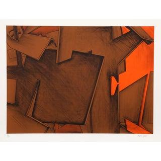 "Jasha Green, ""Untitled 27,"" Lithograph"