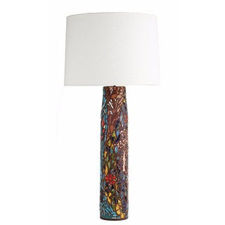 Mosaic Tile Lamp