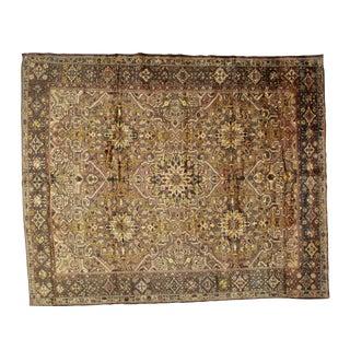 "Leon Banilivi Persian Bakhtiar Carpet - 10' X 12'4"""