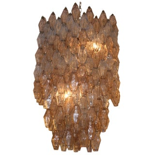 Antique designer lighting decaso for Lampadario scarpa