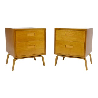 Clifford Pascoe Pair of Nightstands or End Tables