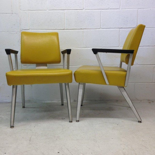Pair of Vintage Retro Good Form Chairs - Image 2 of 6