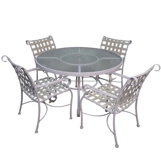 Woodard Ramsgate Round Patio Set