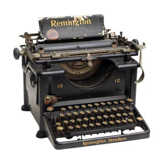 Remington Standard Typewriting Machine