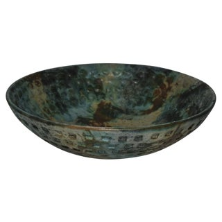 Alvino Bagni for Bitossi Sea Garden Bowl