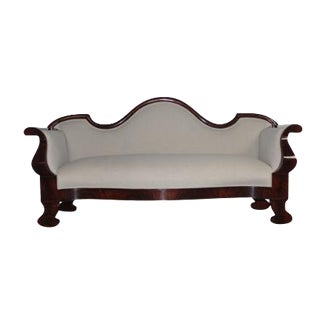 19th Century Empire Sofa