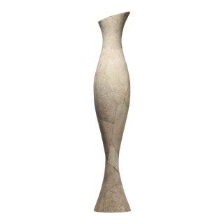 R & Y Augousti London Stingray Skin Vase