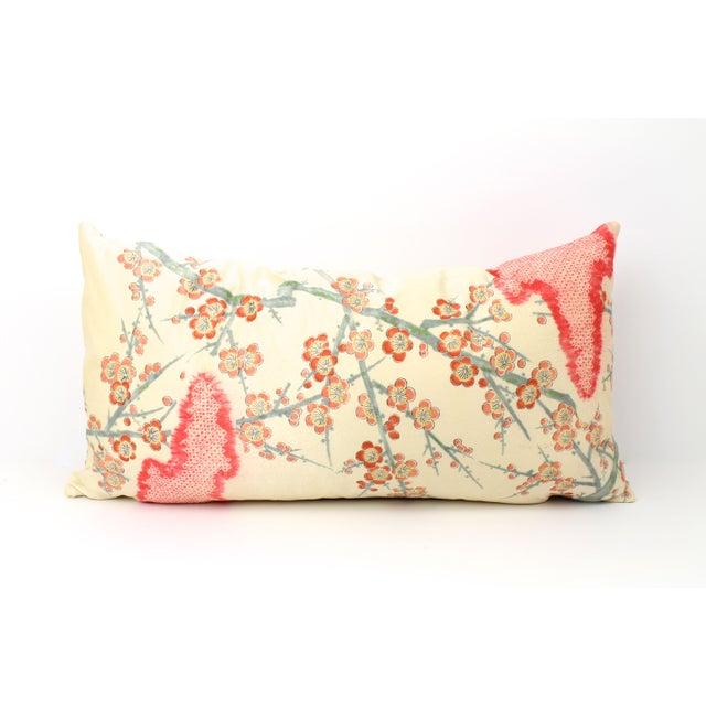 Cherry Blossom Kimono Pillow - Image 3 of 3