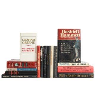 Classic Espionage & Mystery Novels - Set of 15