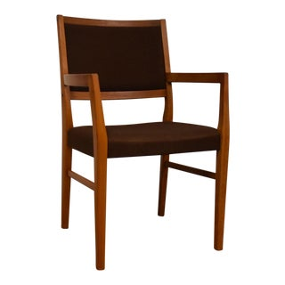 Svegards Markaryd Teak Arm Chair