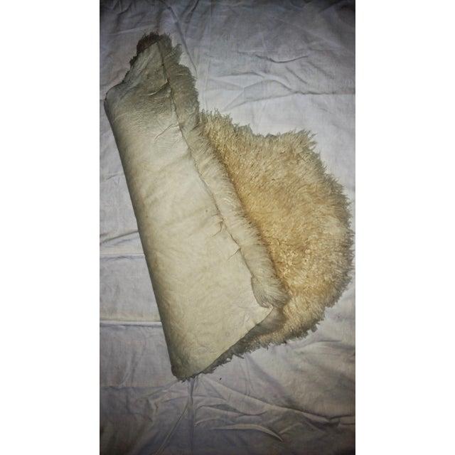 Throw Rug Cleaning Near Me: New Zealand Alpaca Fur Throw Or Rug