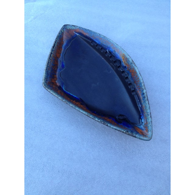 Royal Haegar Triangular Ashtray - Image 3 of 6