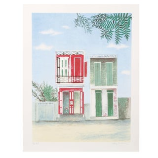 Henry Fonda - Hanging House Plant Lithograph