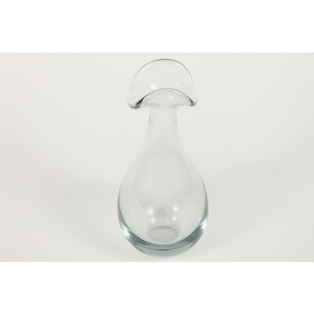 Holmegaard Glass Bud Vase - Image 3 of 4