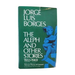 The Aleph & Other Stories, Jorge Luis Borges Book