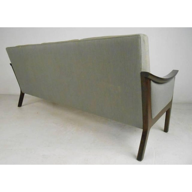 Mid-century Ole Wanscher Style Living Room Suite - Image 5 of 10