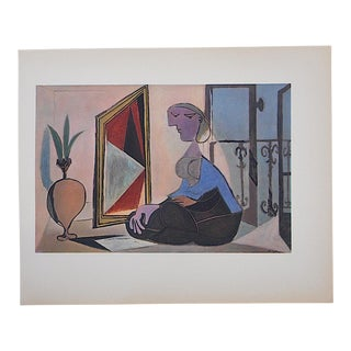 Vintage Picasso Lithograph III