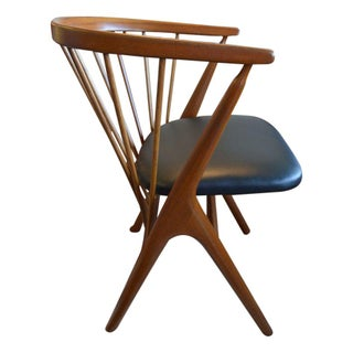 Danish Modern Helge Sibast No. 8 Chairs