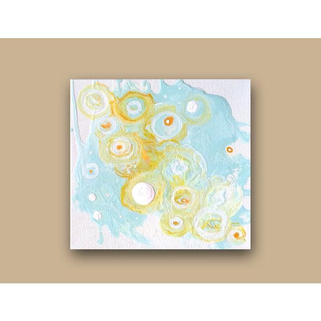 'Quark' Original Abstract Painting - Image 6 of 6