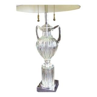 Marbro Trophy/Urn Murano Table Lamp