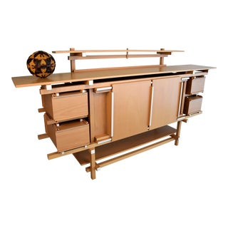 Stunning Sideboard After Gerrit Rietveld